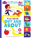 Out and About: First Words (Start Little, Learn Big)