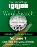 iGridd Word Search: Including Picture Word Search (Volume 1)