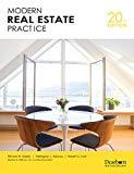 Modern Real Estate Practice