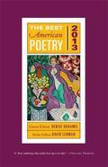 Best American Poetry 2013
