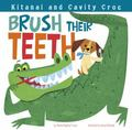 Kitanai and Cavity Croc Brush Their Teeth