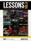 Lessons with the Hudson Greats Vol.2 Book/DVD