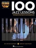 100 Jazz Lessons : Keyboard Lesson Goldmine Series Book/2-CD Pack