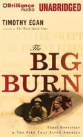 The Big Burn: Teddy Roosevelt & the Fire That Saved America