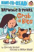 Brownie and Pearl Grab a Bite