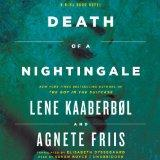 Death of a Nightingale (Nina Borg series, Book 3)(LIBRARY EDITION)
