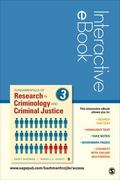 Fundamentals of Research in Criminology and Criminal Justice, Interactive eBook