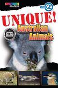 UNIQUE! Australian Animals : Level 2