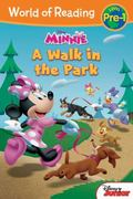 World of Reading: Minnie a Walk in the Park : Level 1