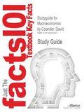 Studyguide for Macroeconomics by Colander, David, ISBN 9780077387471
