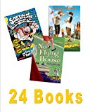 Classroom Library: Goosebumps, Night of the Living Dummy; Nasty, Stinky Sneakers; How to Eat...
