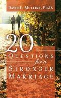 20 Questions for a Stronger Marriage