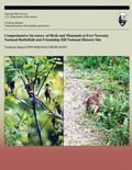 Comprehensive Inventory of Birds and Mammals at Fort Necessity National Battlefield and Frie...