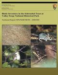 Biotic Inventory in the Schwoebel Tract at Valley Forge National Historical Park (Technical ...