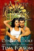 Taste of Greek (Out of Olympus #3)