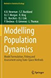 Modelling Population Dynamics: Model Formulation, Fitting and Assessment using State-Space M...