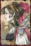 Steampunk Doll Fairy Journal
