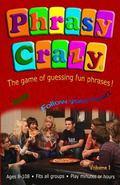 Phrasy Crazy: Guessing Fun phrases! (Phrasy Crazy Game) (Volume 1)