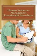 Human Resources Management Recruitment Procedures