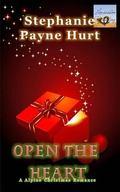 Open The Heart: Alpine Christmas Romance (Alpine Romance Series) (Volume 1)
