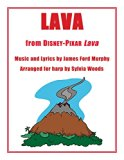 Lava: Arranged for Harp by Sylvia Woods