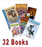 Classroom Library Grade 4 - 5 :(2 of Each Title): A Taste of Blackberries; Adventures in Car...