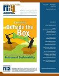 The Retirement Management Journal: Vol. 4, No. 1, Special Double Issue (Volume 4)