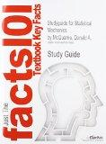 Studyguide for Statistical Mechanics by McQuarrie, Donald A., ISBN 9781891389153