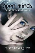 Open Minds - Gefhrliche Gedanken (Mindjack #1) (Mindjack Trilogy) (Volume 1) (German Edition)