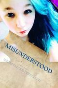 Misunderstood: An Anthology for Those Hiding Behind a Mask of Hope