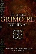 The Official Grimoire Journal: A blank journal, as seen in the Grimoire Saga by S. M. Boyce