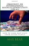 Craigslist, An International Business Opportunity For All: How to Earn Fast Cash from Other ...