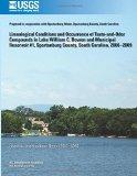 Limnological Conditions and Occurrence of Taste-and-Odor Compounds in Lake William C. Bowen ...