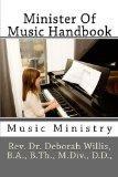 Minister Of Music Handbook: Music Ministry