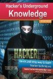 Hackers Underground Knowledge: Quick and easy way to learn secret hacker techniques