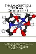 Pharmaceutical Inorganic Chemistry- I