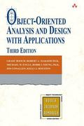 Object-Oriented Analysis and Design with Applications (3rd Edition) : Object-Oriented Analys...
