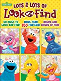 Sesame Street Lots & Lots of Look and Find