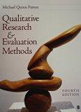 BUNDLE: Patton: Qualitative Research & Evaluation Methods 4e + Schwandt: The SAGE Dictionary...