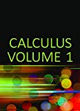 Calculus Volume 1 by OpenStax