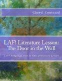 LAF! Literature Lesson: The Door in the Wall by Marguerite de Angeli: LAF! Language Arts is ...