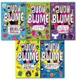 Judy Blume Children Collection 5 Books Set (Then Again Maybe I Wont, It S Not the End of the...