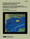Programmatic Environmental Assessment for Grid 10 Site-Specific Evaluation of BP Exploration...