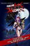 Freche Tikwa Comics 1: Taschenbuch Ausgabe: Witzige Strips mit: Die kleine Gruftschlampe, Sp...