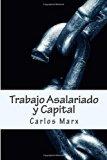 Trabajo Asalariado y Capital (Spanish Edition)