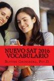 Nuevo SAT 2016 Vocabulario (Spanish Edition)