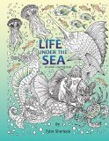 Life Under The Sea: Right-Handed Adult Coloring Book