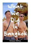 What We Did In Bangkok (Straight Guys) (Volume 5)