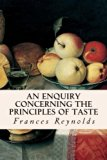 An Enquiry Concerning the Principles of Taste