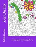 ZenQuility: Right-Handed Coloring Book